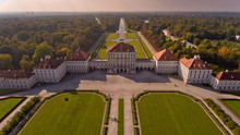 Aerial View Of The Palace And ...