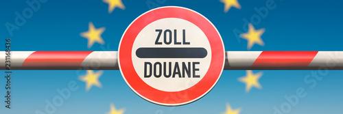 Fotografía  EU & Zoll