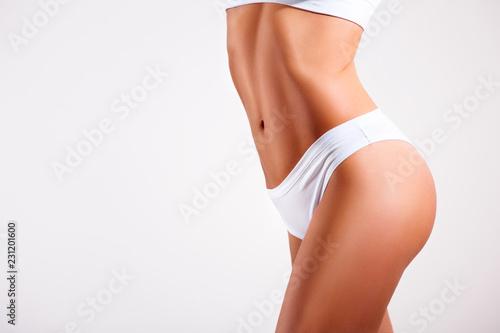 Fotografie, Obraz  Woman beauty, body care