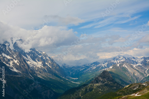 beautiful landscapes alpes mountains