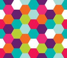 Seamless Geometric Pattern. Co...