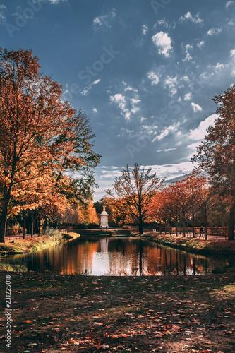 Fototapeta Tiergarten obraz na płótnie