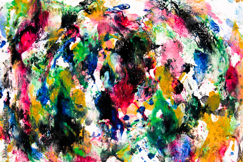 Fototapety, obrazy: Fundo abstrato colorido