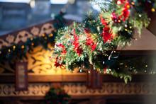 Outdoor Christmas City Decorat...