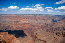 Grand Canyon National Park, Arizona. View From Yaki Point