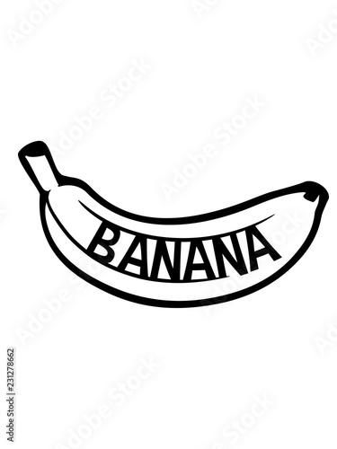 Text Banana Logo Obst Banane Lecker Gesund Essen Bananenschale Krumm Clipart Cartoon Comic Design Buy This Stock Illustration And Explore Similar Illustrations At Adobe Stock Adobe Stock