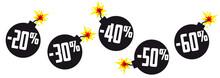Pourcentages Sur Bombe
