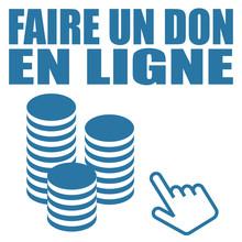 Logo Faire Un Don En Ligne.