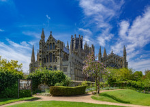 Ely Cathedral On A Summery Aft...