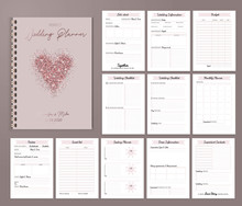 Wedding Planner Printable Desi...