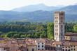 Stadtansicht Lucca