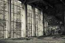 Vieja Fabrica Abandonada