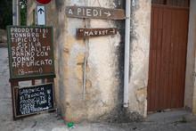 Scopello, Italy - August 31, 2...