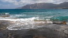 Mediteranean Sea Shore, NE Crete