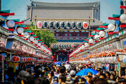 Photo 三社祭(浅草寺)