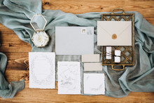 Wedding Calligraphy And Poligraphy