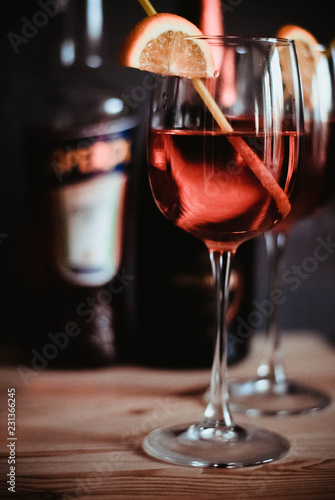 Photo  Alcohol drink