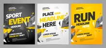 Layout Poster Template Design ...