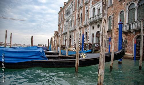 Foto op Plexiglas Venetie Venice Italy Street Canal Architecture Feature