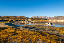 Mono Lake South Tufa Area At S...