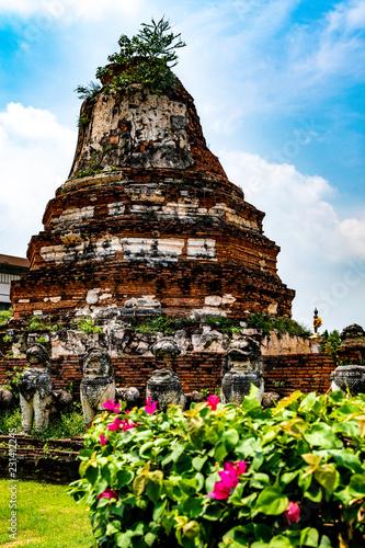 Foto  Ayutthaya, Tempel