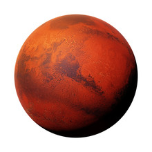 Planet Mars, The Red Planet Is...