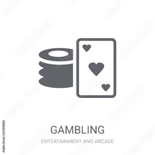 Foto  Gambling icon