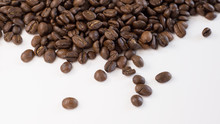 Brown, Roasted Coffee Beans Ar...