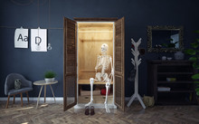 The Skeleton In The Closet.
