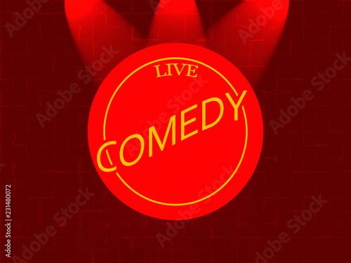 Fotografija  Comedy live