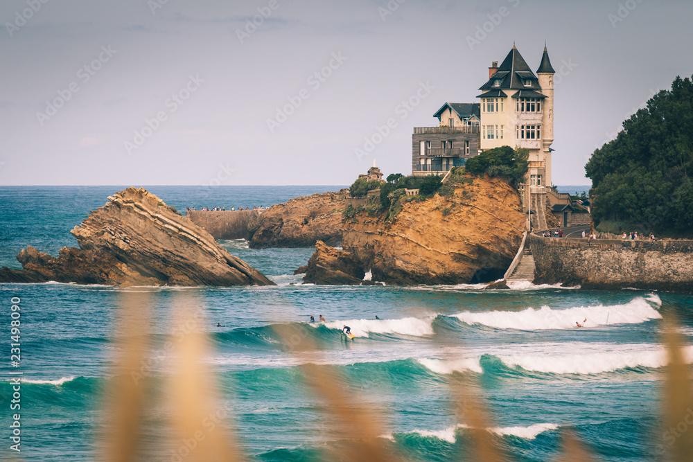 Fototapety, obrazy: Biarritz