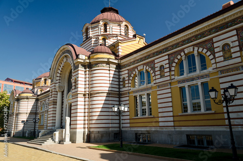 Keuken foto achterwand Oude gebouw Regional History Museum of Sofia, Bulgaria