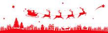 Advent Calendar With Santa's S...