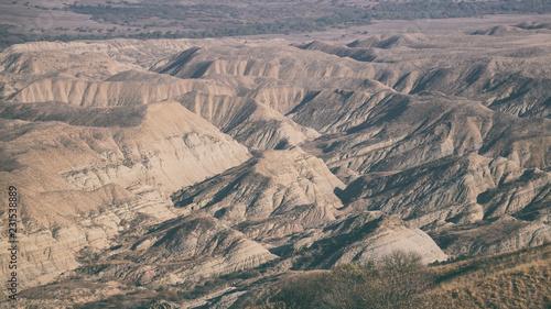 Vashlovani protected area