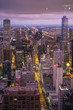 Chicago Downtown in Twilight 10
