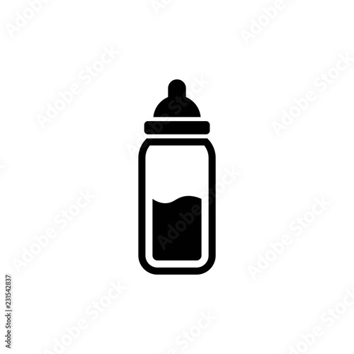 baby bottle5 Fototapete