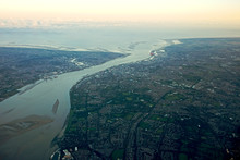 Aerial Shot Of Liverpool, Birk...