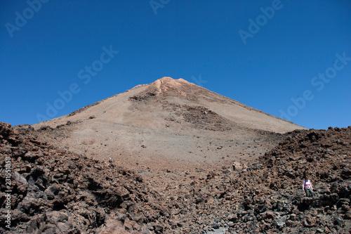 Foto op Aluminium Donkergrijs На острове Тенерифе / On the island of Tenerife