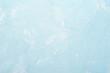 Leinwandbild Motiv Light Blue Wall Background, Cement, Concrete, Stucco Texture