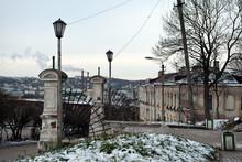 Smolensk In Winter Russia