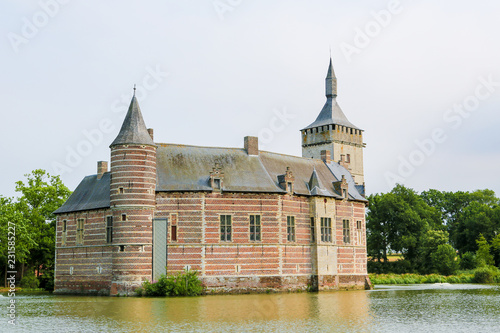Horst Castle near Leuven in Belgium