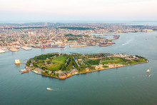 Governors Island Of New York A...