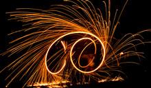 The Spinner Sparkler