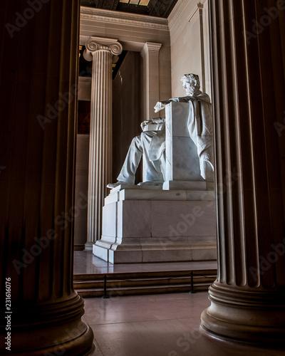 Valokuvatapetti Lincoln Memorial