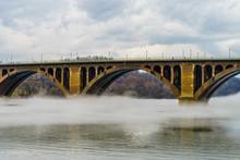 Francis Scott Key Bridge Acros...