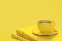 Minimal Concept, Milk Coffee I...