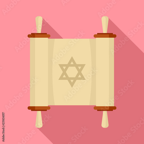 Photo Torah papyrus icon