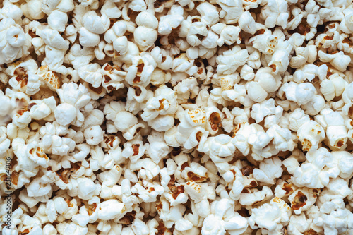 Fotografie, Obraz  delicious sweet and salty popcorn