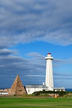 The Donkin Reserve With Pyrami...