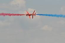 RAF Red Arrows Head To Head